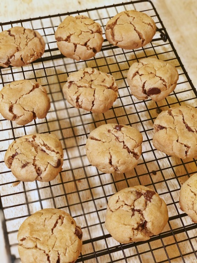 Peanut Butter Choolate Chip Cookies 6